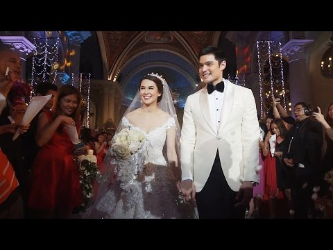 Dingdong and Marian Official Wedding Video by Mayad