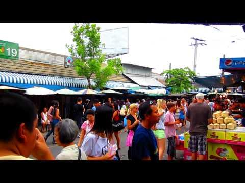 JJ Weekend Market Bangkok