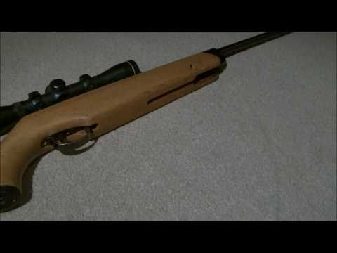 webley vulcan deluxe air rifle