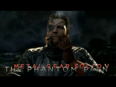 Metal Gear Solid 5: The Phantom Pain 'GDC 2013 Trailer' HD