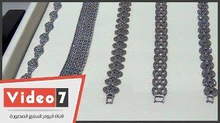 بالفيديو.. أحدث تصميمات لـ« دلايات » الفضة التركى لعام 2014