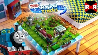 Thomas and Friends: Magical Tracks - Kids Train Set - All Surprise Packs & Characters Unlocked