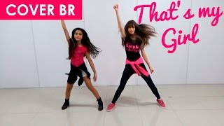 Fifth Harmony - That's My Girl EASY DANCE KIDS choreo FitDance | Black Shine