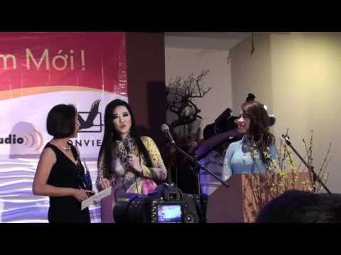 Little Saigon Radio và Hồn Việt TV mừng tết Tân Mão (8) - Trung Tâm Trẻ và Đẹp