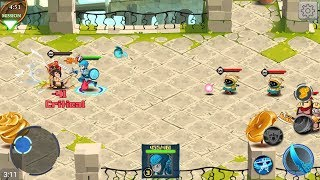 Legend Guardians – Mighty Heroes Action RPG (by Unimob) - action game for android - gameplay.