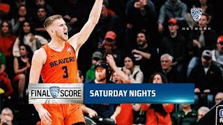 Recap: Oregon State men's basketball pulls away from Oregon, sweeps the Ducks for the first time...
