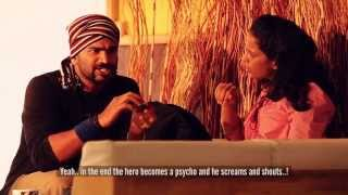 Artist - THE ART CAFE malayalam short film