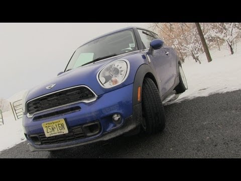 2013 MINI Cooper S Paceman 0-60 MPH Drive & Review