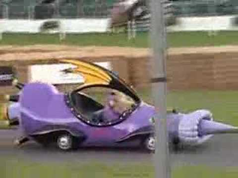 Goodwood-Wacky Races