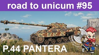 P.44 Pantera Review/Guide, Playing the New Kharkov Map