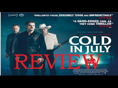 Cold in July - Movie Review
