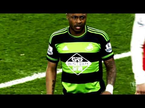 André Ayew vs Arsenal (Away) 02/03/2016 HD