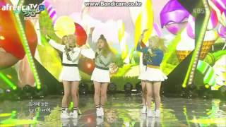 [뮤뱅150417] Red Velvet - Ice Cream Cake