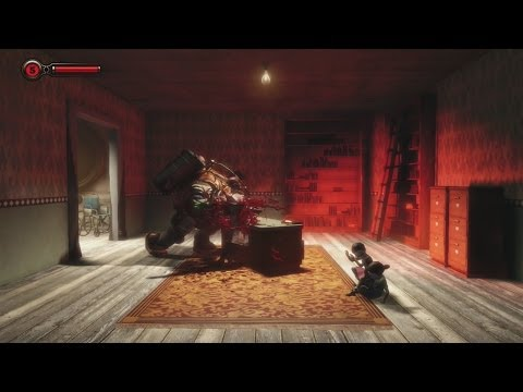 Bioshock Infinite Burial At Sea Episode 2 Suchong Vs A Big Daddy (suchong Death Scene) video