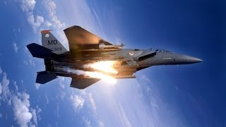 F-15 Eagle - Deadliest Military Aircraft