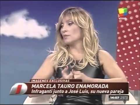 Marcela Tauro, enamorada de un hombre 15 años menor: