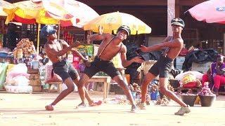 Lord Pepper Maame Serwaa dance video by YKD yewo krom dancers