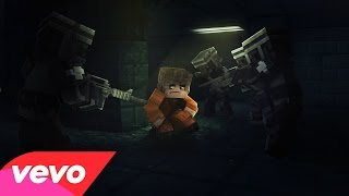 Minecraft Song PARODY TWENTY ONE PILOTS HEATHENS from Suicide Squad The Album OFFICIAL VIDEO