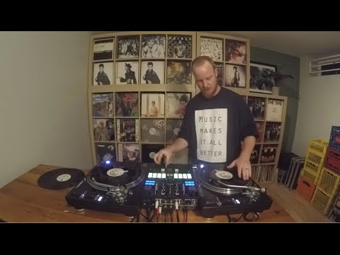 Skratch Bastid - Purple One Kiss Tribute