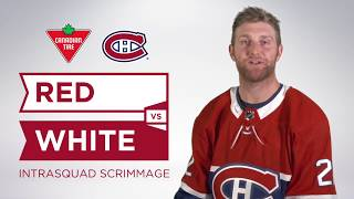 Karl Alzner wants to see you at the Red vs White scrimmage