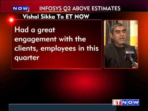 Vishal Sikka's Plan For Infosys