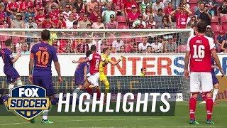 Mainz vs. Werder Bremen | Bundesliga Highlights | FOX SOCCER