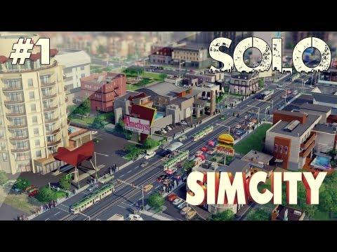 SimCity HusiekGaming SOLO Zagraj z Huskiem na Regionie odc. 1