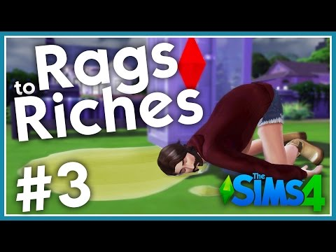 The Sims 4 - Rags to Riches - Part 3