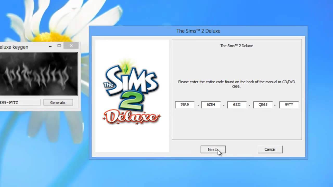 Install Sims 2 Deluxe - YouTube