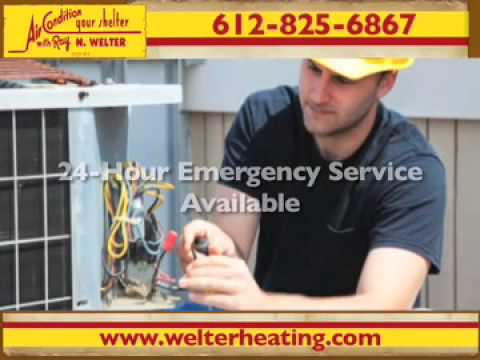 Ray N. Welter Heating Company, Minneapolis, MN