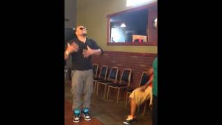 Avant Singing in Barbershop