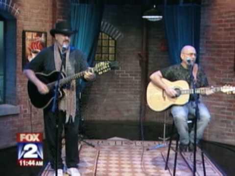 Dave Mason&Johnne Sambataro on Fox 2 in Detroit