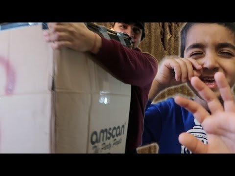 MAILING MY LITTLE BROTHER PRANK | 24 HOUR OVERNIGHT CHALLENGE IN A BOX PRANK (HUMAN MAIL CHALLENGE)
