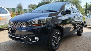 All New Tata Tigor Facelift 2018 : Price : Mileage  : Specs : Features : PowerDrive.