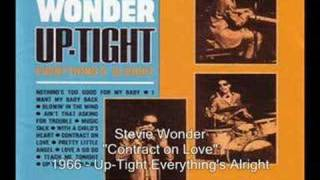 Video Contract on love Stevie Wonder