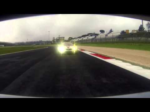 Onboard at Vallelunga