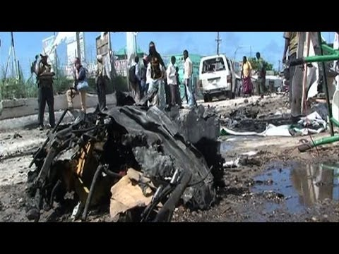 'Several' killed in attack on Qatari officials in Somalia