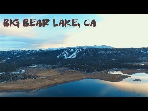 Big Bear lake California 2018
