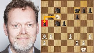 Journalist Christoph Rottwilm Gives Carlsen a Run for His Money