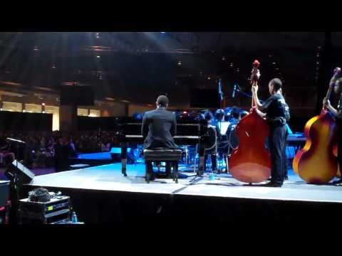 """JL Performs """"If Your Out There"""" For TFA Conference, D.C."""