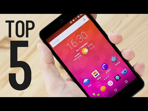Top 5 BEST Budget Smartphones! (2016/2017)