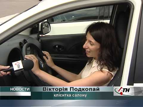 28.05.13 презентация Nissan Micra