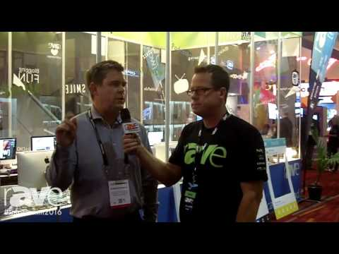 InfoComm 2016: Gary Kayye Interviews Diversified Event Manager Soren Norgaard About Integrate