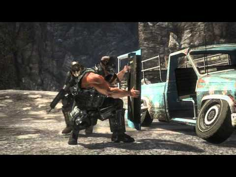 Army of Two: Teamwork Trailer