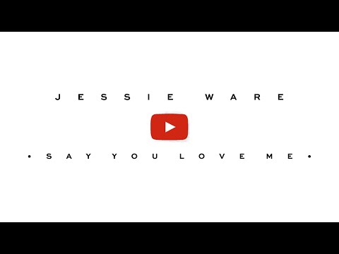 Jessie Ware - Say You Love Me (official Audio) video