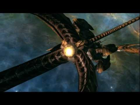 Here is another close-up video featuring the Undine ships. (Species 8472) It'd be cool if those larger ships could have an animation with those tentacle thin...