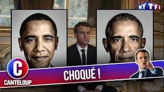 """Imitation d'Emmanuel Macron - """" Ça fait morfler, le pouvoir !"""" - C'est Canteloup"""