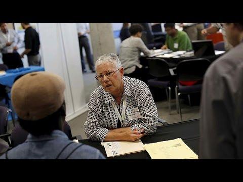 L'économie américaine crèe moins d'emplois que prévu en août - economy