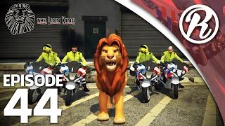 [GTA5] NEDERLANDSE POLITIE VS SIMBA!! - Royalistiq | Politie en boefje #44