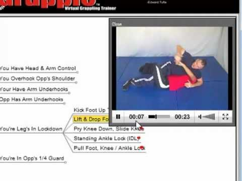 Grappling & MMA Submission Training Tool - iGrapple Image 1